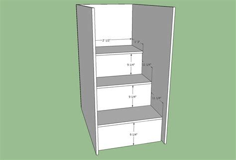 castle loft bed  stairs