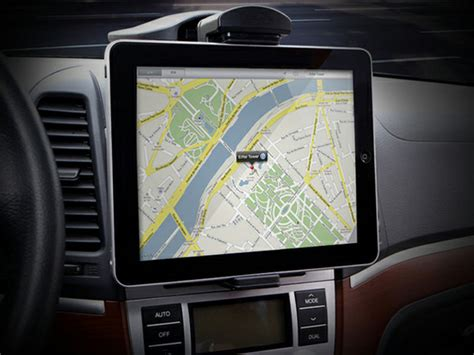 support universel dashboard tablet mount pour tableau de