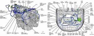 2008 Ford Fusion Engine Diagram
