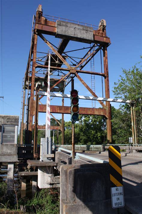 bridgehuntercom raceland lift span bridge