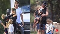 Chris Hemsworth's Family - 2018 {Wife Elsa Pataky & Kids ...