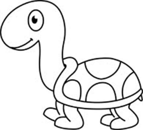 turtle clipart black and white free black and white animals outline clipart clip