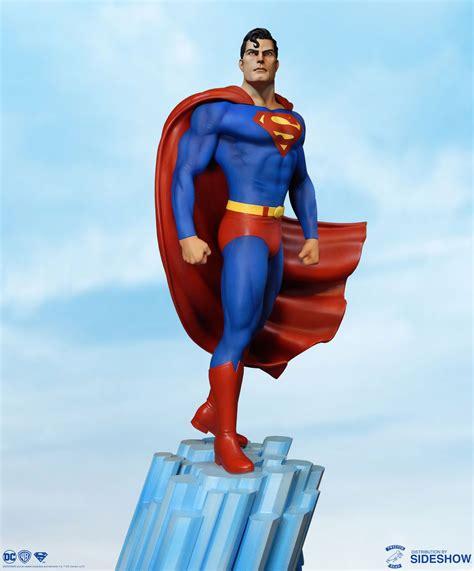 Super Powers Superman Dc Comics Maquette  Collectors Prime