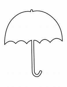 Umbrella Clip Art Outline Clipart Panda Free Clipart ...