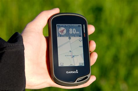 Garmin Oregon 600 im Displaytest [inklusive Video] nodchde