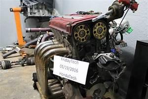 Used 98 Spec B18c5 Integra Type R Motor