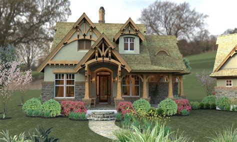 small cottages  bungalows small craftsman cottage house plans house plans  small houses