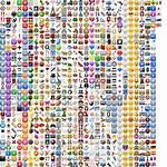 Emojis Iphone Icons Ios Wallpapersafari