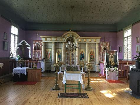 Mantojums | Rugāju pareizticīgo baznīca