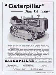 Cat D2 1938