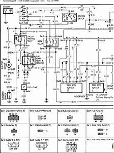 Zfrc 2944  1997 Mazda 626 Fuel Pump Wiring Diagram