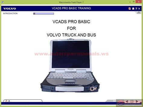 volvo vcads pro basic auto repair manual forum heavy equipment forums