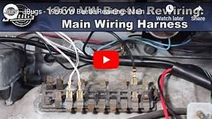 57 Vw Wiring Harness Installation
