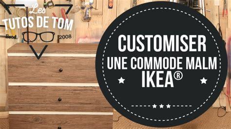 customiser cuisine en bois diy customiser une commode malm sur deco fr