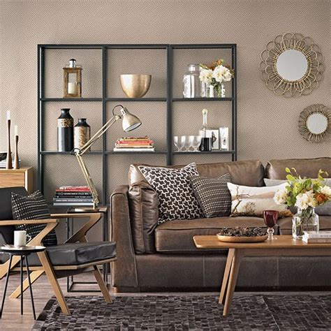 chocolate brown sofa decorating ideas chocolate brown living room living room decorating