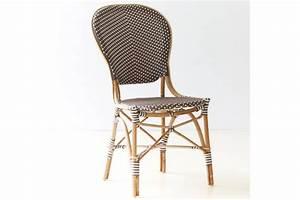 Chaise De Jardin En Resine : chaise de jardin en rotin naturel et r sine tress e la ~ Farleysfitness.com Idées de Décoration