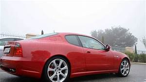 4200 Gt : red maserati 4200 gt start loud sound hd youtube ~ Gottalentnigeria.com Avis de Voitures