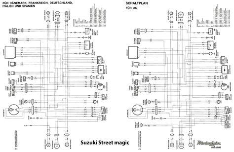 suzuki схемы электрооборудования мотоджин ремонт скутеров любой сложности