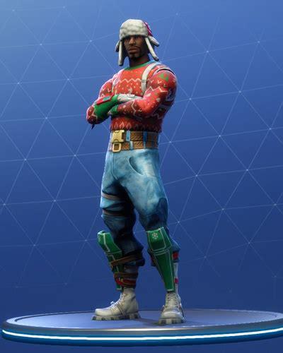 All Fortnite Character Skins u0026 Outfits Showcase - NextGenUpdate