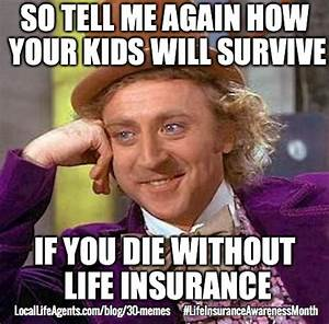 life insurance meme MEMEs