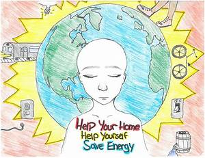 Images Of Save Electricity Pictures For Drawing Competition Summer