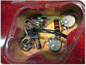 Electric Guitar - What Is  U0026quot Vintage U0026quot  Wiring On A Les Paul