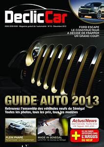 Auto Declic : d clic car magazine mensuel gratuit sur l 39 automobile couverture du mois de d cembre 2012 presse ~ Gottalentnigeria.com Avis de Voitures