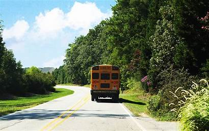 Bus Wallpapers Yellow Backgrounds Kate Wall Computer
