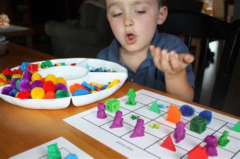 colors grid preschool math 774 | IMG 4566