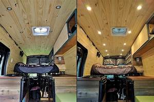 Recessed Ceiling Led Lights For Van Conversion