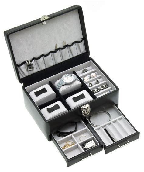 montre de bureau boite à bijoux samson pour homme noir davidt 39 s 390228 01