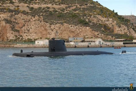 Further Delays For Spanish Navy's S80 Submarines Naval