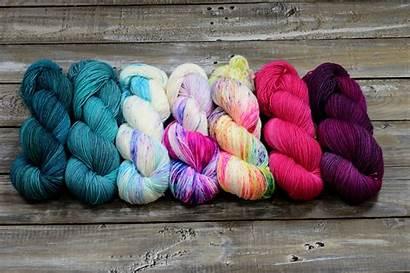 Fade Colour Artfil Combinations Shawl Yarns Combination