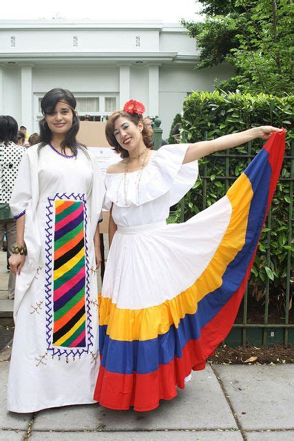 traditional dress of wayuu and llanera in 2019 world