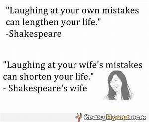 Best 25+ Funny ... Shakespeare Comic Quotes