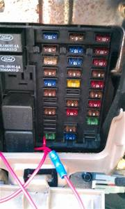 Fuse Box Pix Plz - Ford F150 Forum