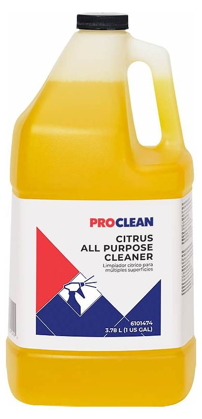 Cleaner Citrus Proclean Purpose Data Safety Sheets