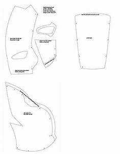 deathstroke redh0od printable templates from xiengprod on With deathstroke armor template