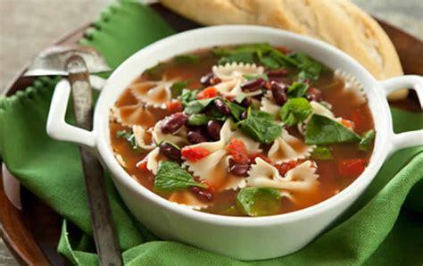 soupe de pates farfalle cookeo un repas r 233 chauffant et sain