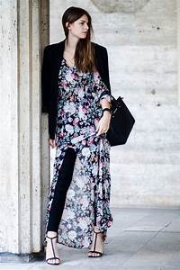 18 Ways to Wear Dresses Over Pants Like Trendsetters