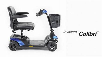 Invacare Colibri Mobility Scooter Scooters Portable Lynx