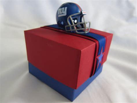 gifts for new york giants fans giants new york football gift box men boys teens