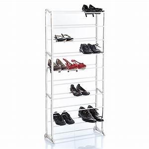 entretien et rangement maison futee With meuble chaussure grande capacite 13 etagere chaussures 30 paires