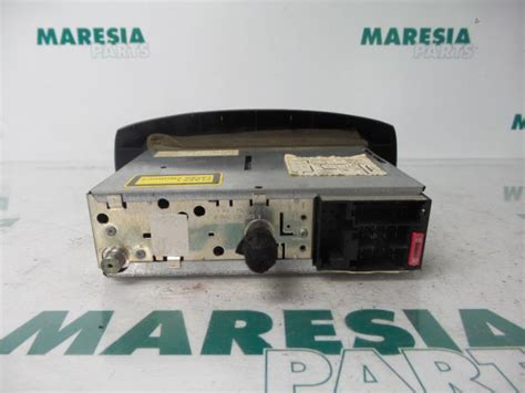 fiat punto ii   hgt  radio cd player