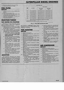 Cat 3406e Injector Torque Specs