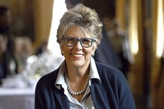 'Great British Bake Off' Judge Prue Leith Blows Finale ...