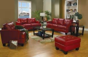 black livingroom furniture leather sofa with ottoman for small living room spaces with black wooden table with
