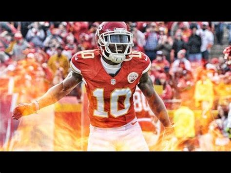 tyreek hill  rookie highlights  flash youtube