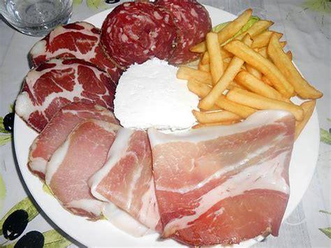 recettes de cuisine corse recette d 39 assiette de charcuterie quot a la corse quot par italmo