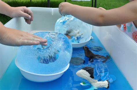 ice activities for preschoolers sensory play brisbane 707